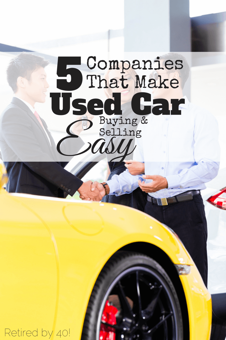5 Online Companies That Make Used Car Buying & Selling Simple ...