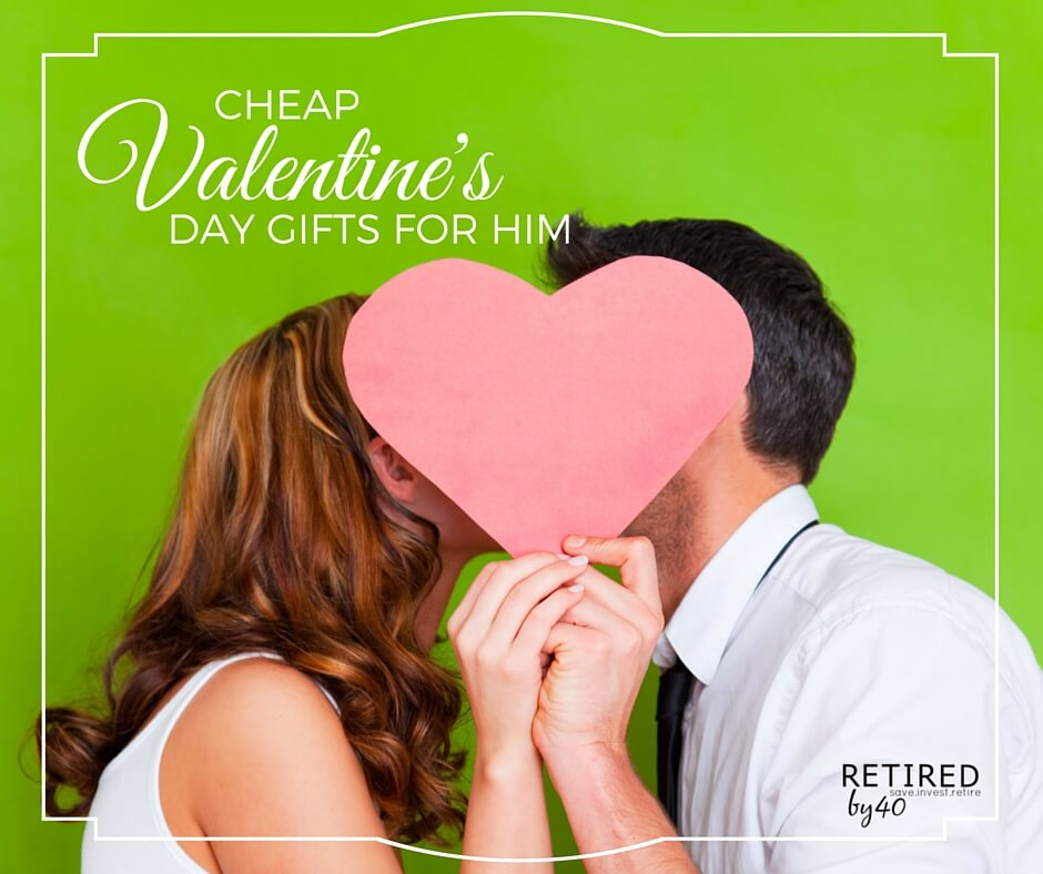Cheap valentine 39 s day gifts for him living on fifty - Cheap valentines day gifts ...
