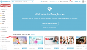 How To Make Money Online With Swagbucks: I Made $1,020!