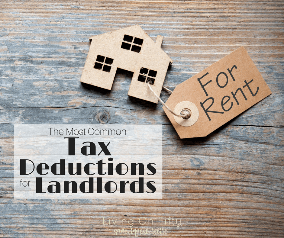 Tax Benefits To Owning A Rental Property
